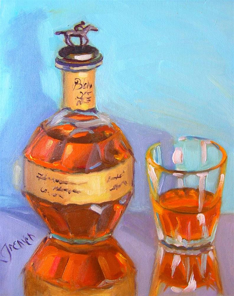 """The Good Stuff"" original fine art by jean grenier"