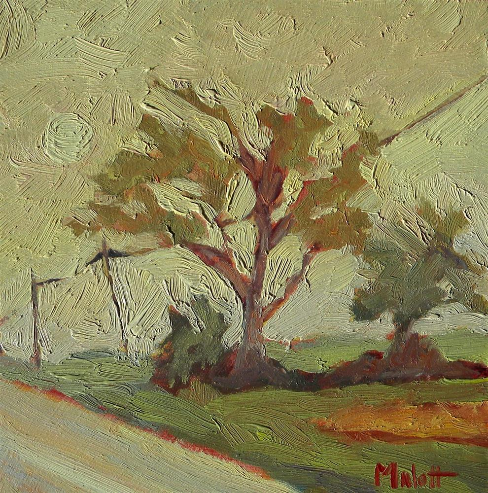 """Road Trip"" original fine art by Heidi Malott"