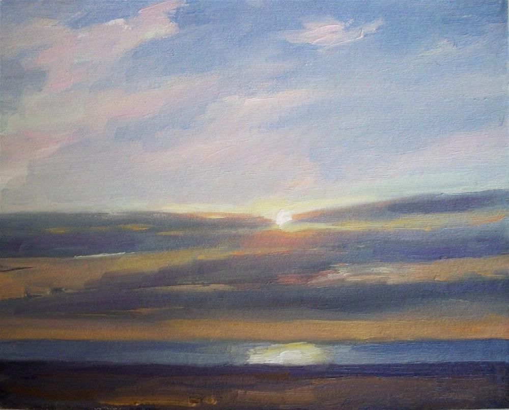 """LIGHTING THE WAY"" original fine art by Doug Carter"