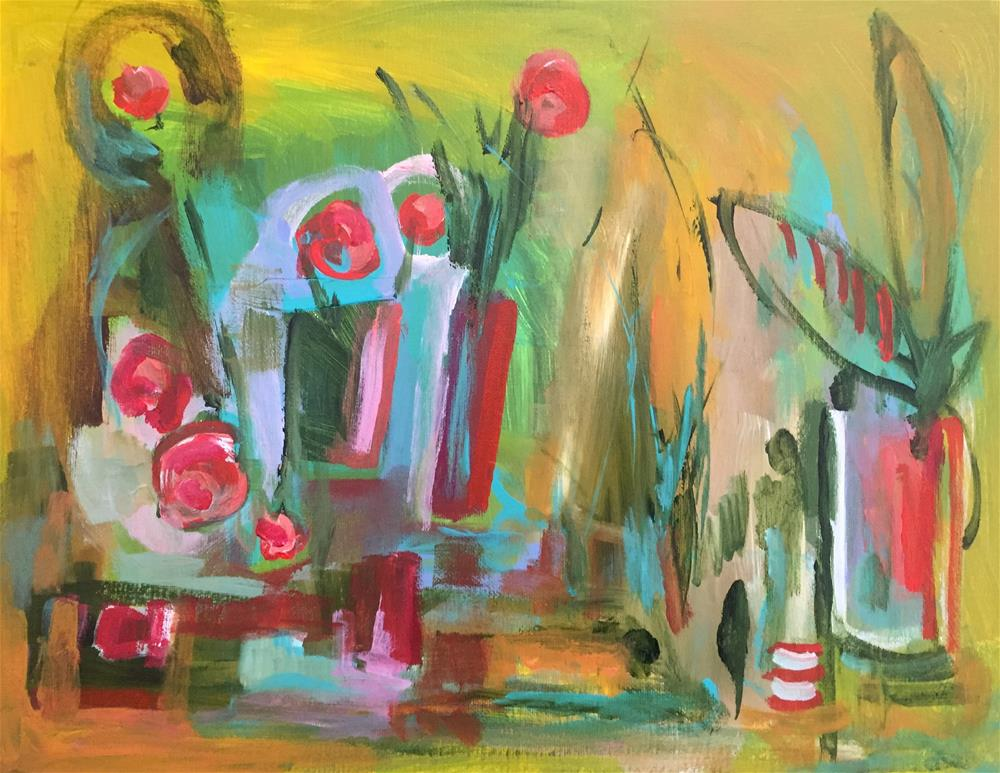 """""""Special Places"""" original fine art by Molly Wright"""