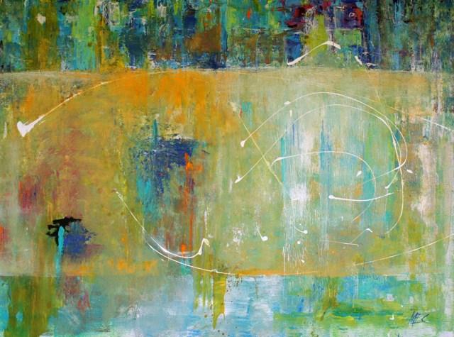 """Ethereal"" original fine art by Elizabeth Chapman"