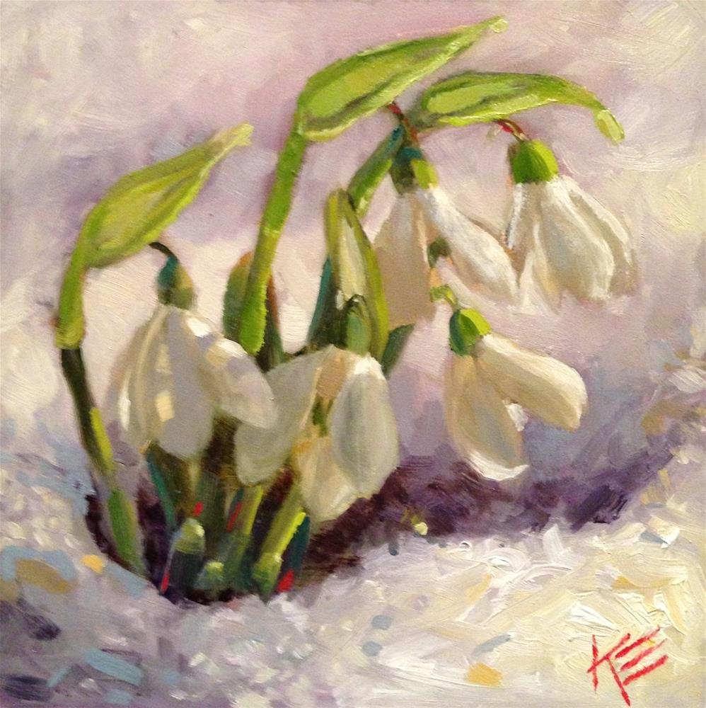 """Simple Gifts"" original fine art by Krista Eaton"