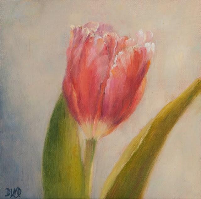 """""""Music, Paint, Action!"""" original fine art by Debbie Lamey-Macdonald"""