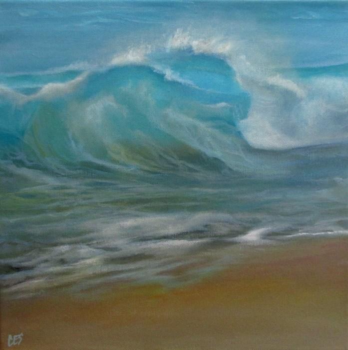 """""""This Moment"""" original fine art by ~ces~ Christine E. S. Code"""