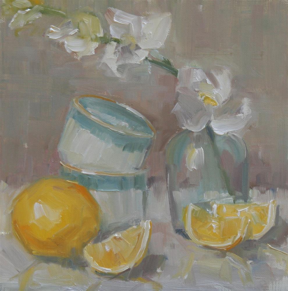 """fragile"" original fine art by Carol Carmichael"