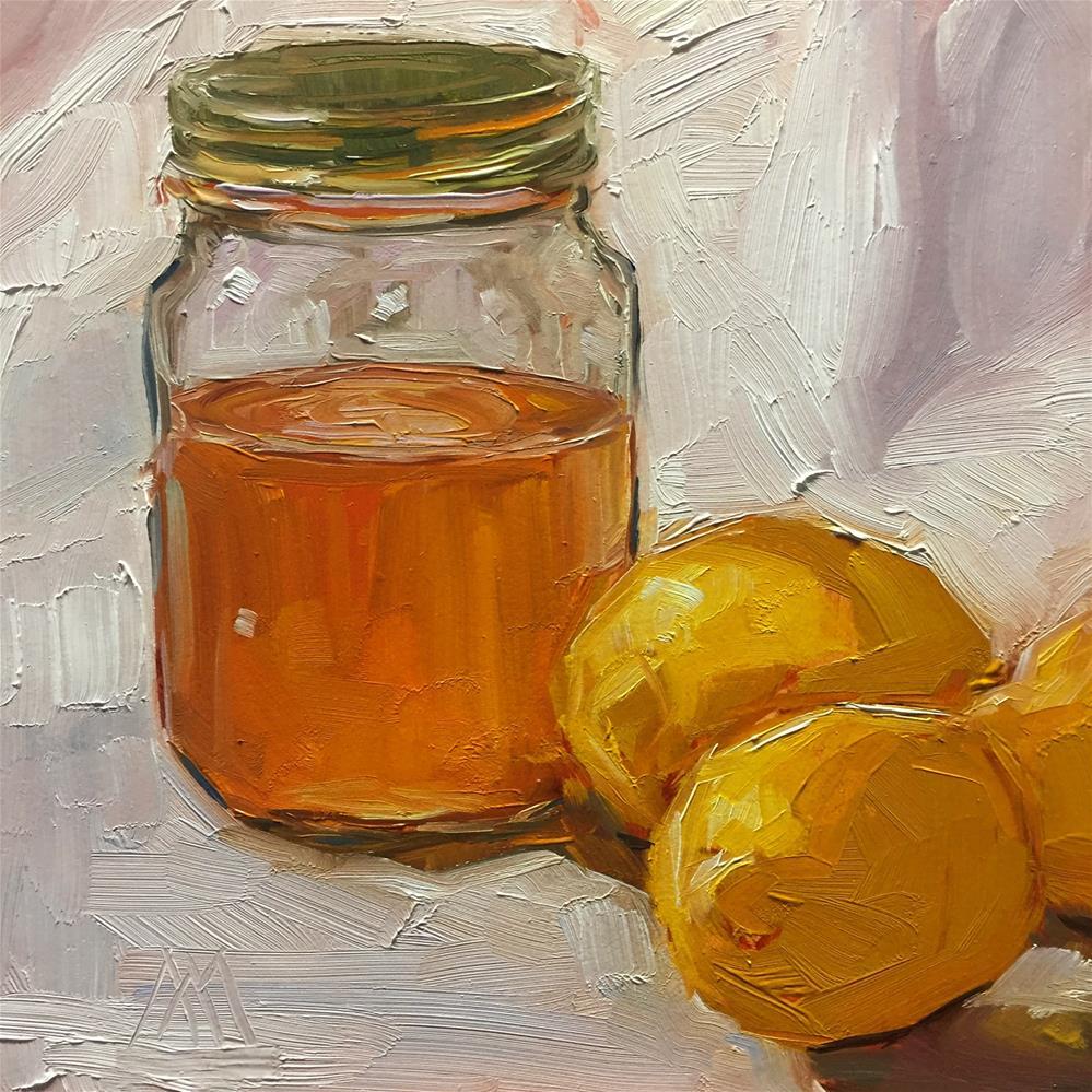 """Sweet & Sour"" original fine art by Austin Maloney"