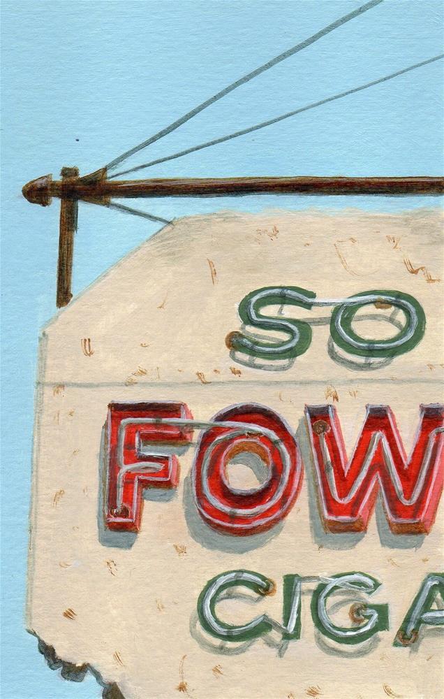 """Fowles"" original fine art by Debbie Shirley"