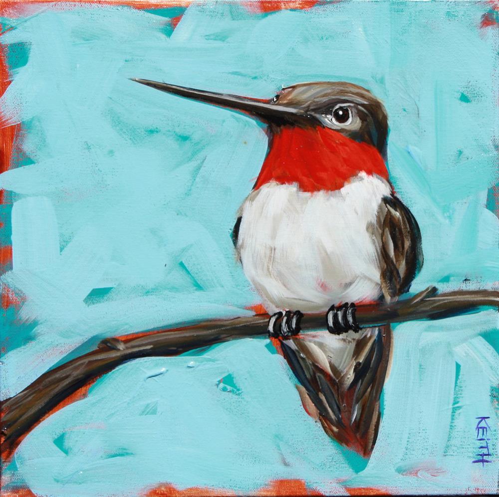 """Meadow"" original fine art by Kandice Keith"