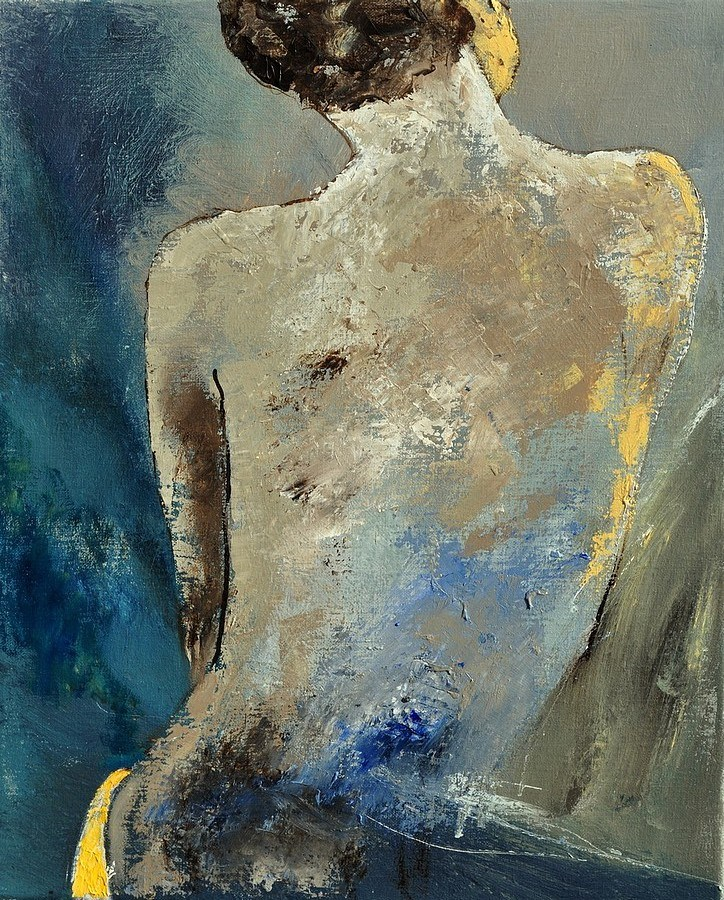 """nude 454140"" original fine art by Pol Ledent"