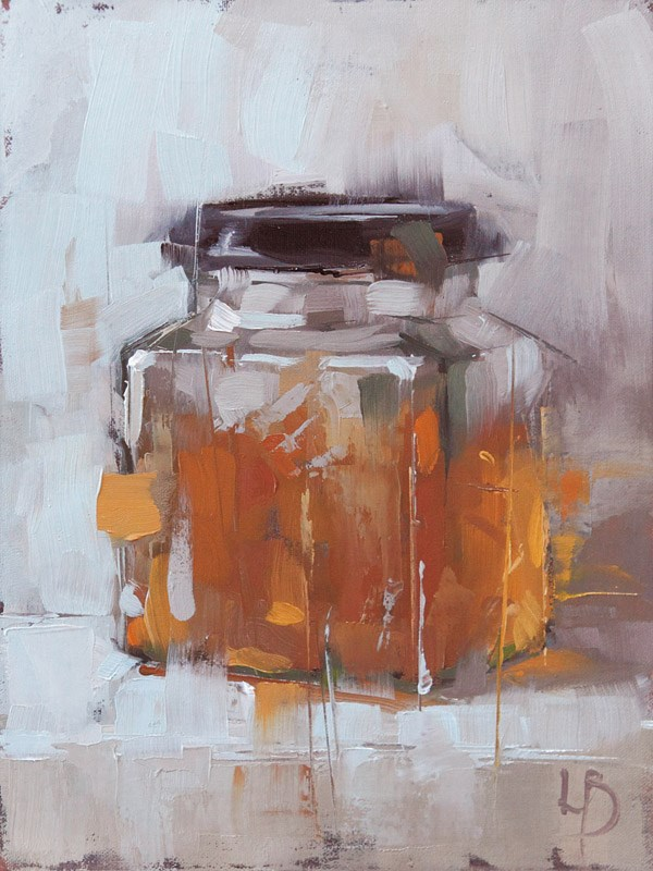 """Marmellatta"" original fine art by Ollie Le Brocq"