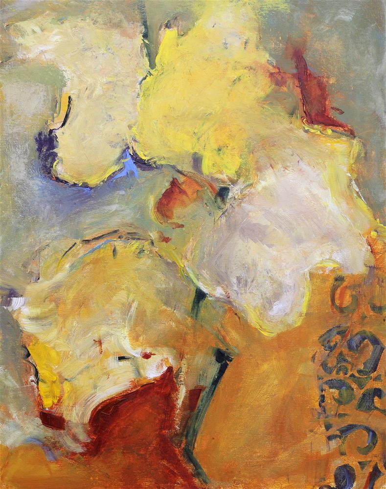 """""""Nigh"""" original fine art by Elizabeth Chapman"""