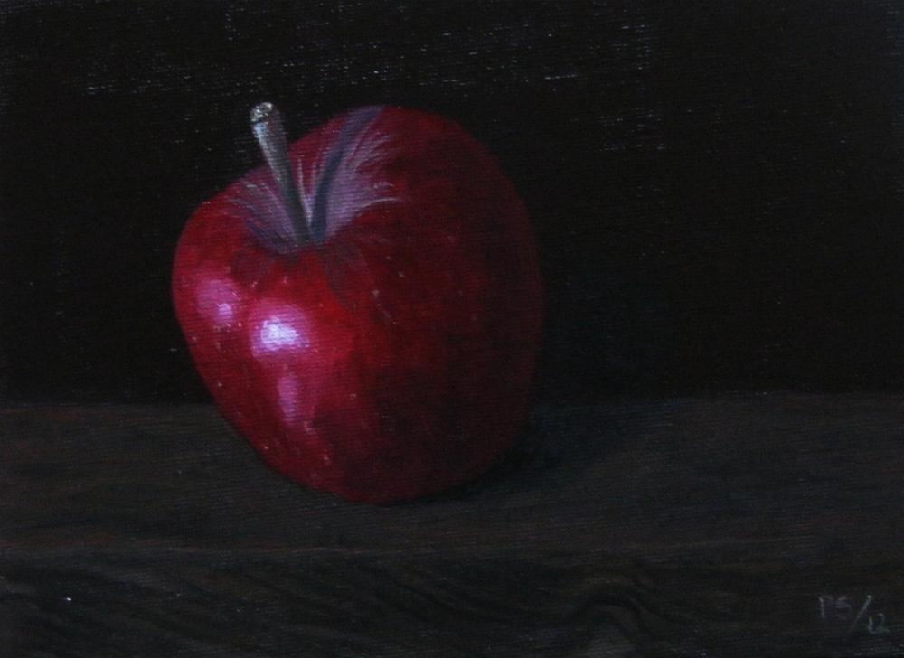 """Ruby"" original fine art by Pera Schillings"