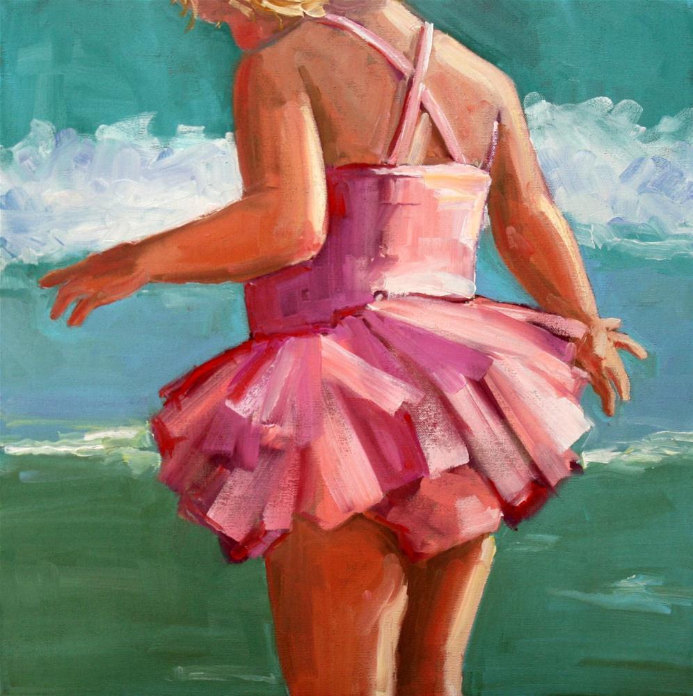 """""""pre sun"""" original fine art by Carol Carmichael"""