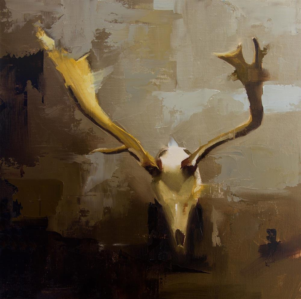 """Horns"" original fine art by Thorgrimur Andri Einarsson"