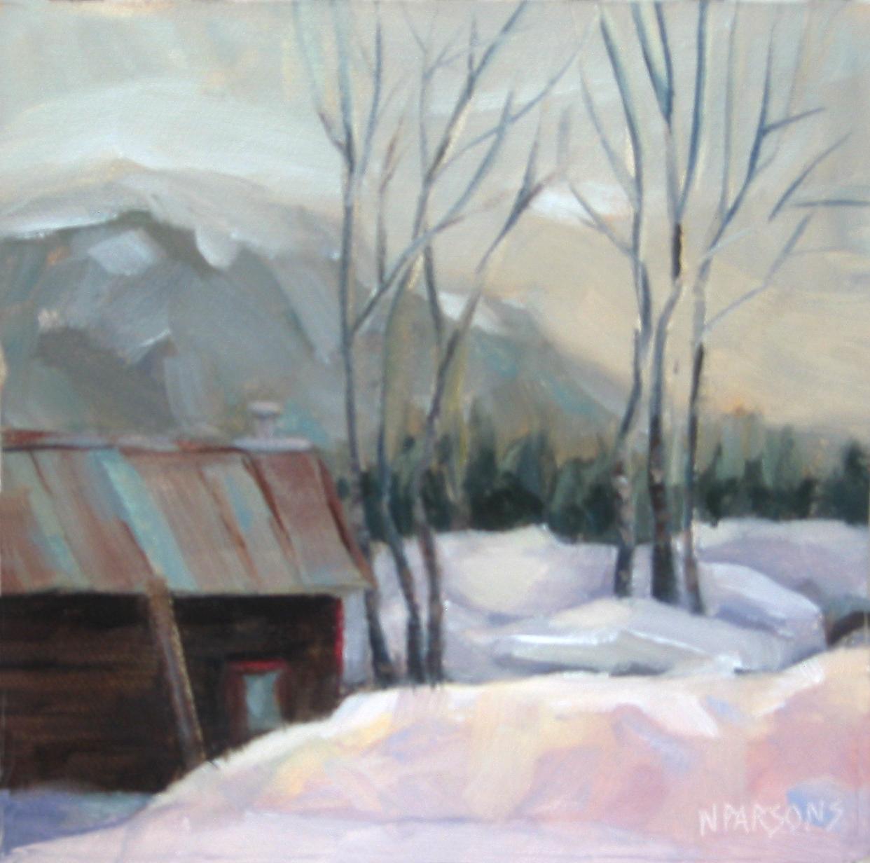 """Recent Works"" original fine art by Nancy Parsons"