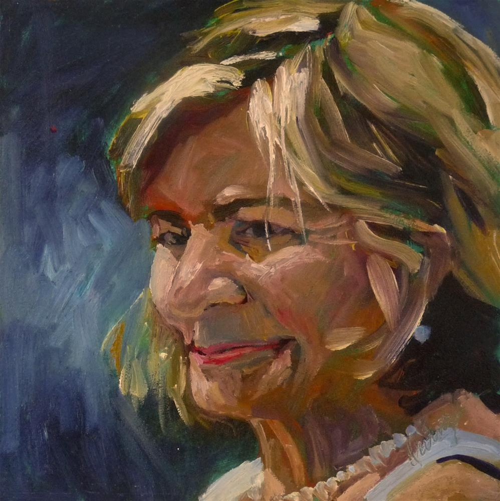 """Understated"" original fine art by Sharman Owings"