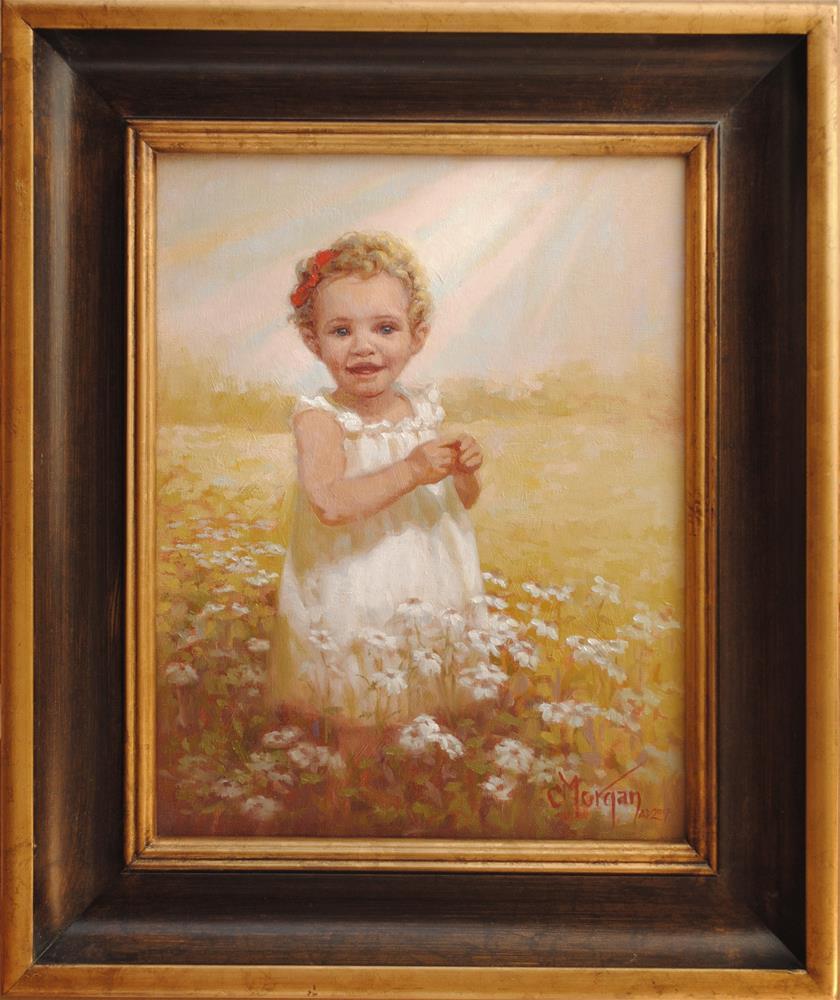 """""""Dream"""" original fine art by Cecile W. Morgan"""