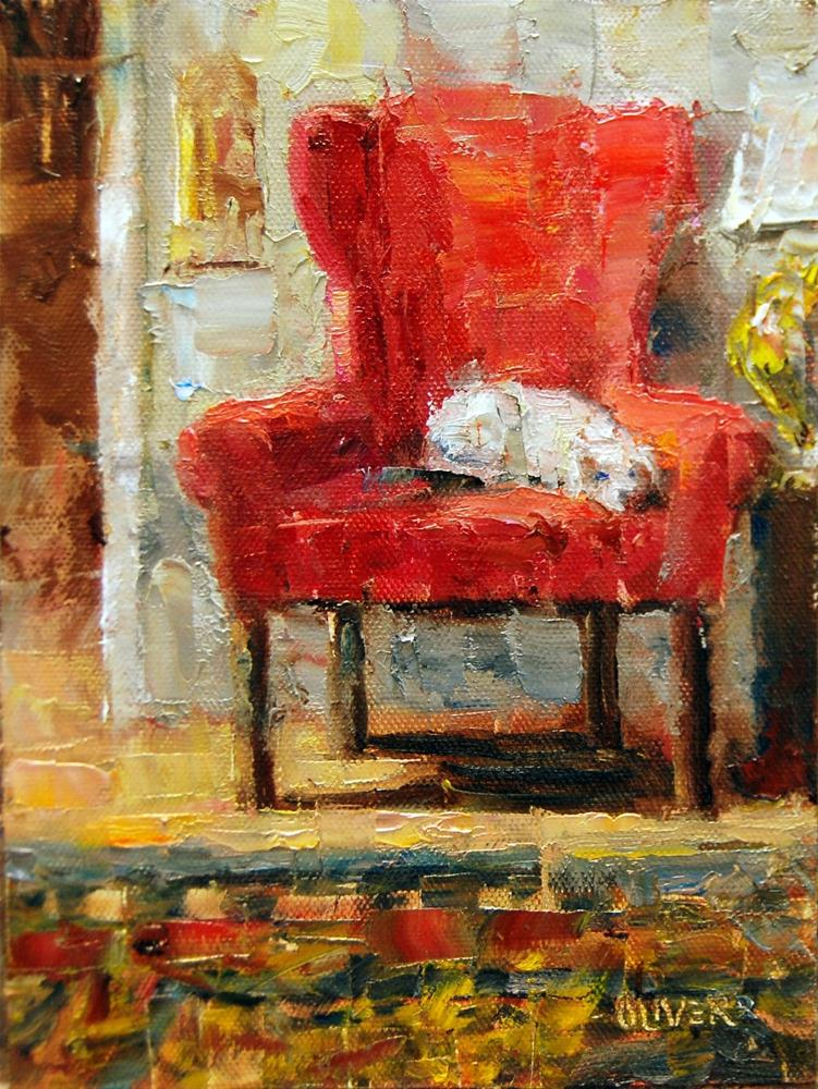 """Catching the Rays"" original fine art by Julie Ford Oliver"