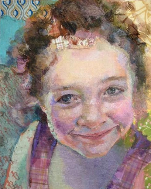 """Sophie 1"" original fine art by Katie Wilson"
