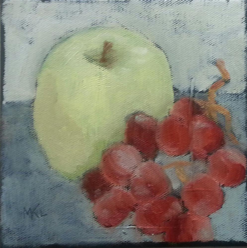 """""""DP-1"""" original fine art by Marie Lynch"""
