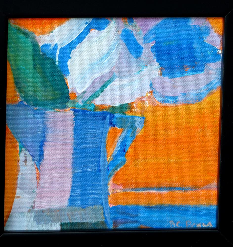 """Tulips for Patti"" original fine art by Beth Carrington Brown"