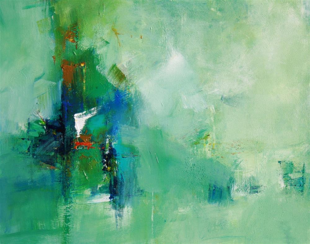 """""""Breeze"""" original fine art by Elizabeth Chapman"""
