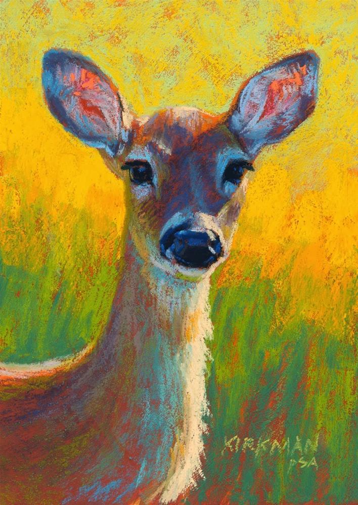 """Dolly"" original fine art by Rita Kirkman"