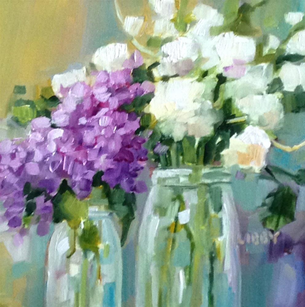 """Fresh"" original fine art by Libby Anderson"