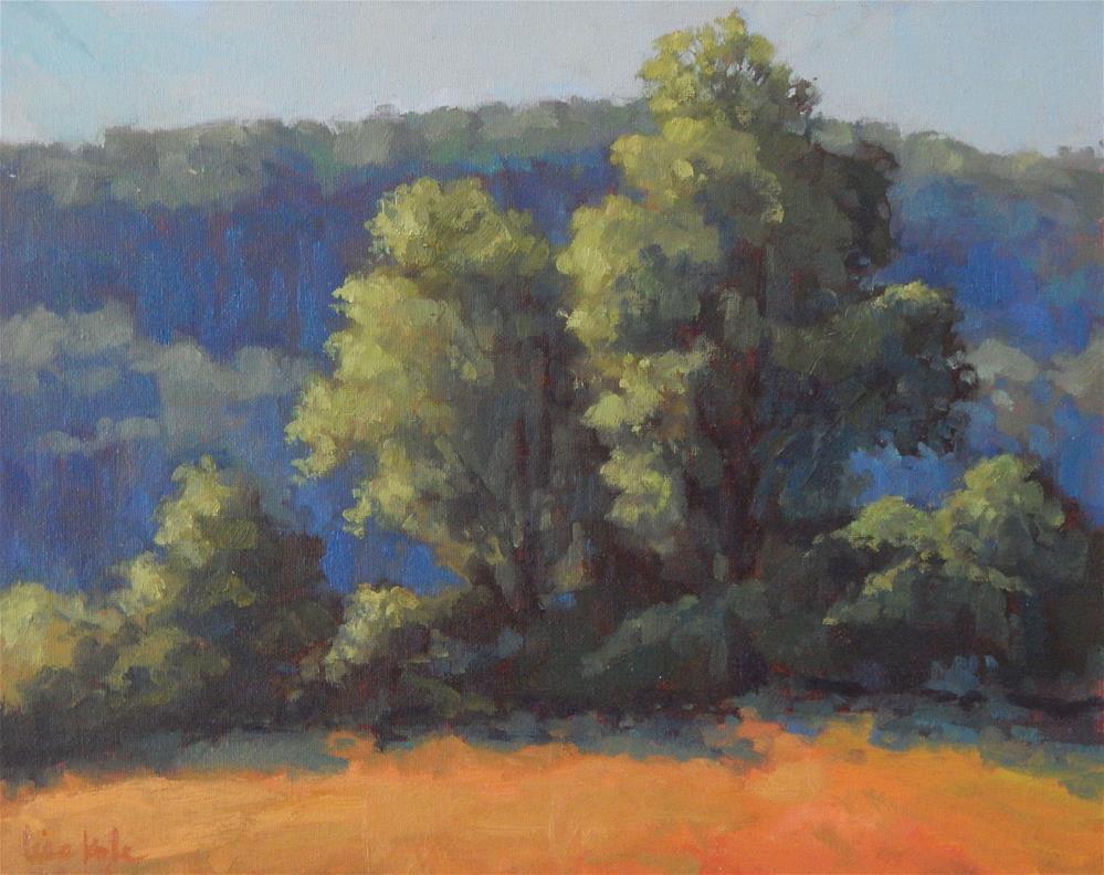 """Finding Joy"" original fine art by Lisa Kyle"