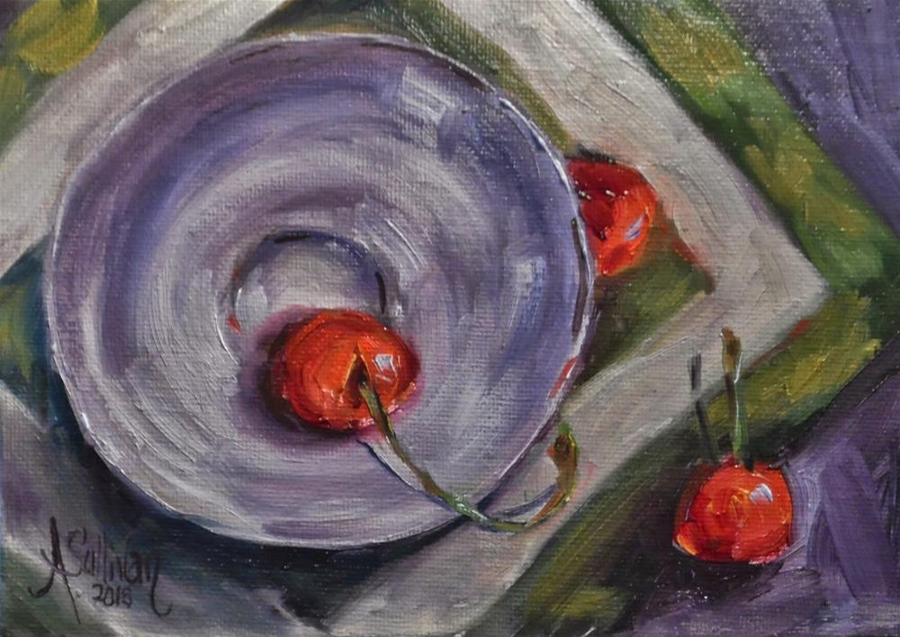 """Hide and Seek still life painting by Alabama Artist Angela Sullivan"" original fine art by Angela Sullivan"