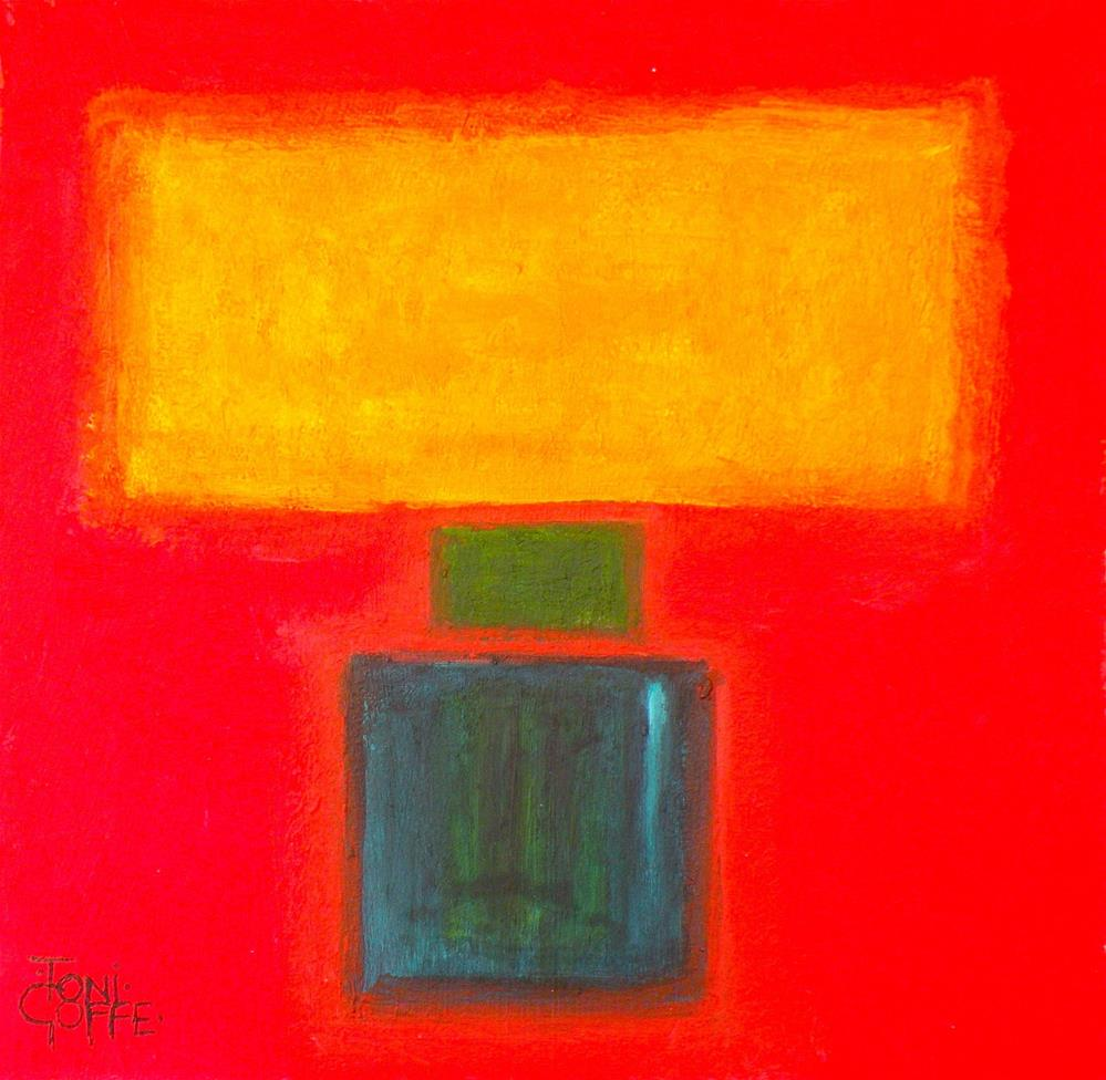"""""""Rothco's Daffidils"""" original fine art by Toni Goffe"""
