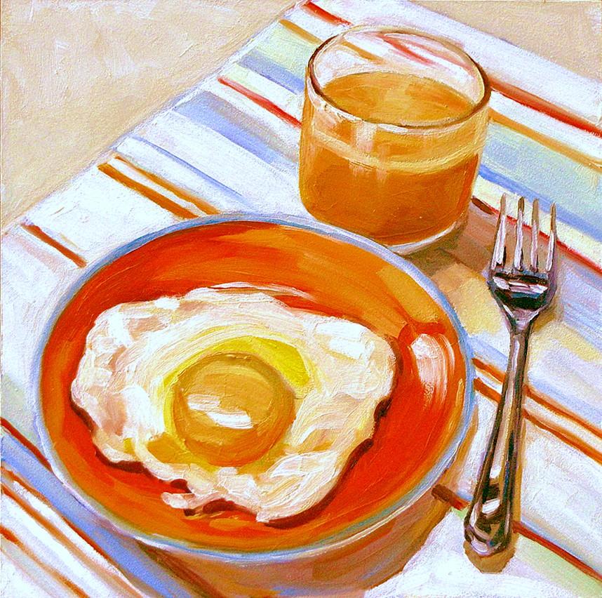"""Shine Up"" original fine art by Joanna Bingham"