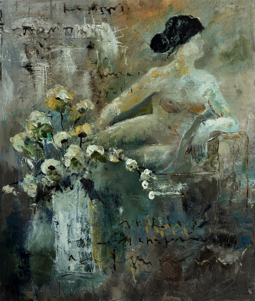 """nude 675140"" original fine art by Pol Ledent"