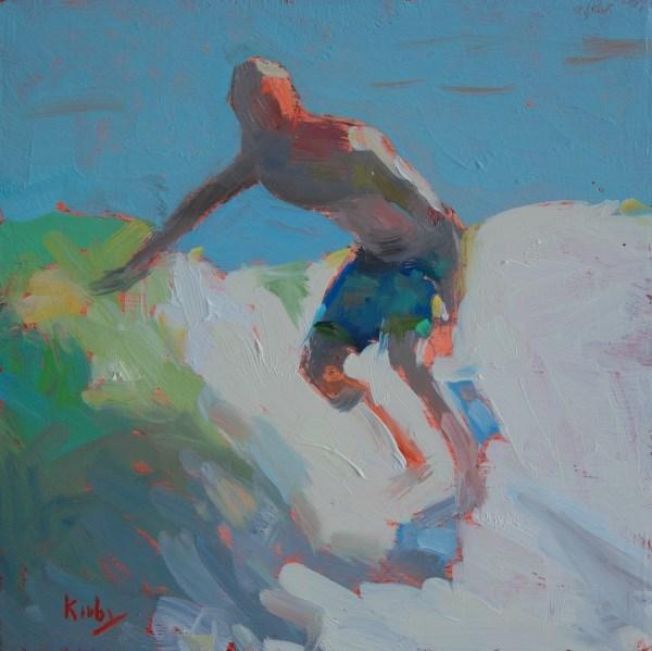 """Expression"" original fine art by Randall Cogburn"