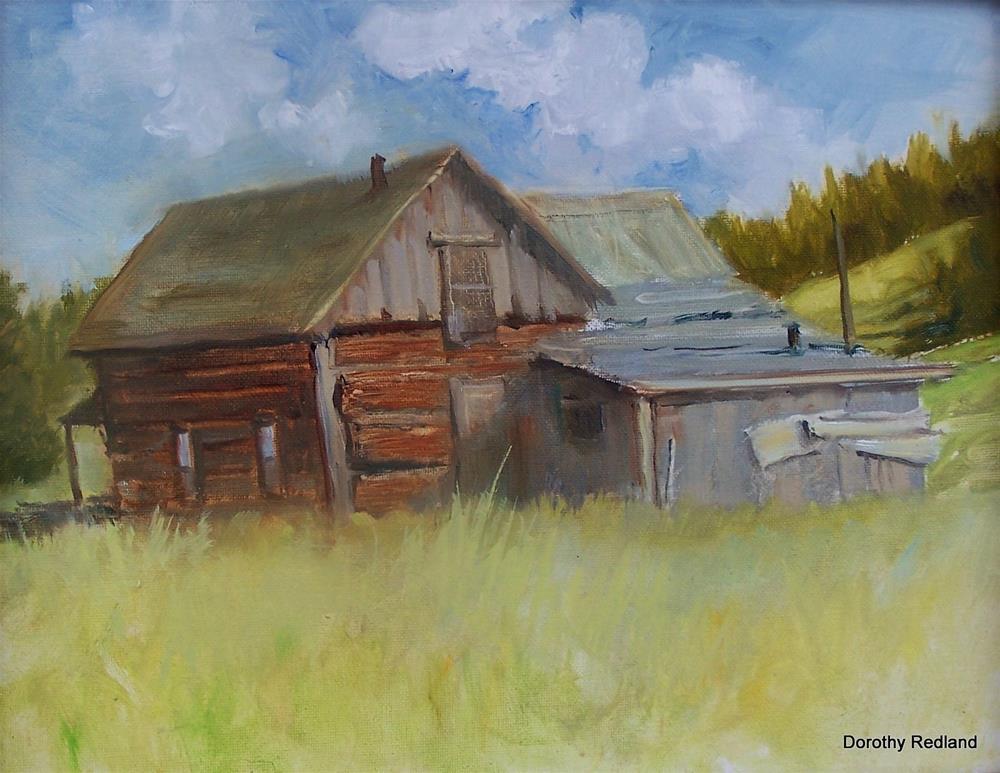 """Memories"" original fine art by Dorothy Redland"