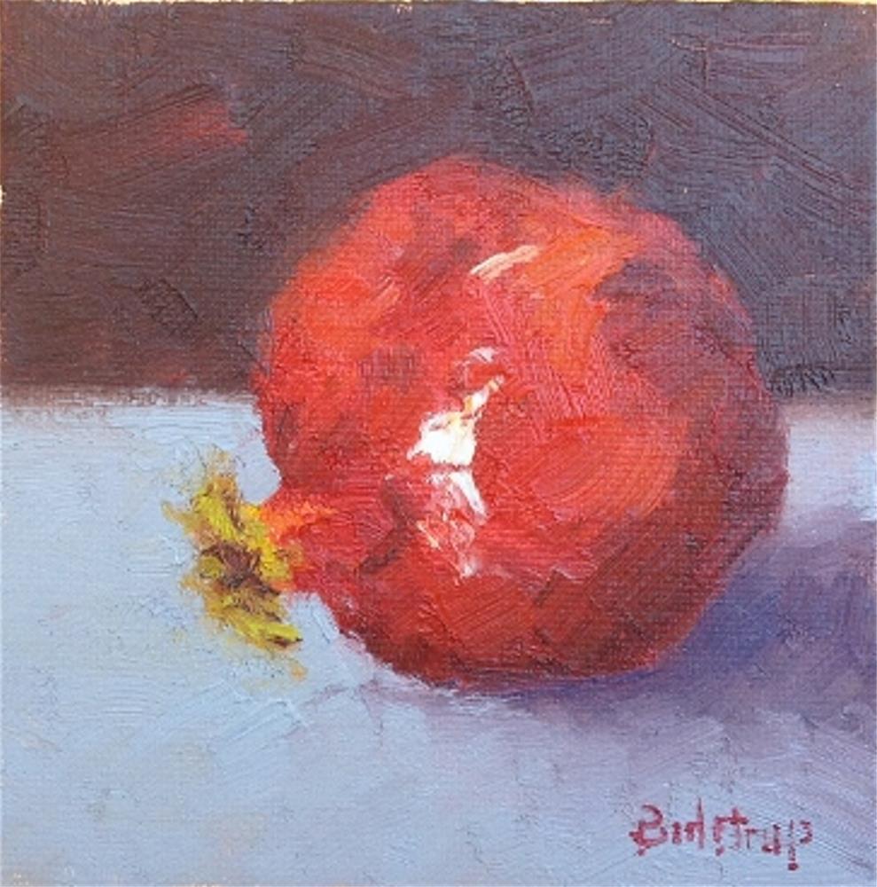 """Pom"" original fine art by Mark Bidstrup"
