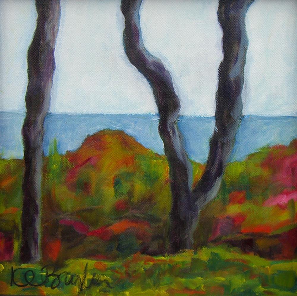 """Dunes"" original fine art by Kathy Broyles"