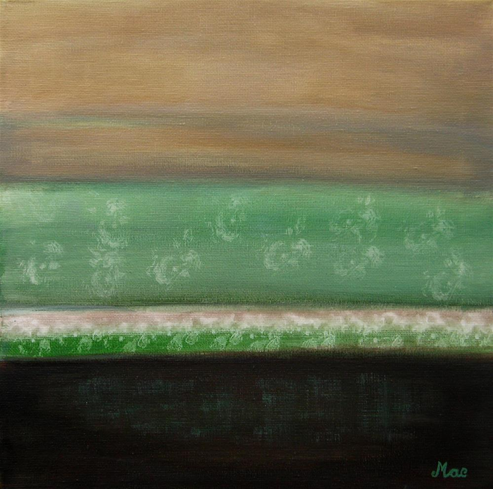 """On The Fields"" original fine art by Alina Frent"