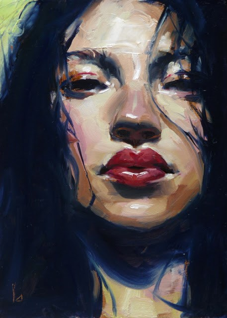 """Steam"" original fine art by John Larriva"