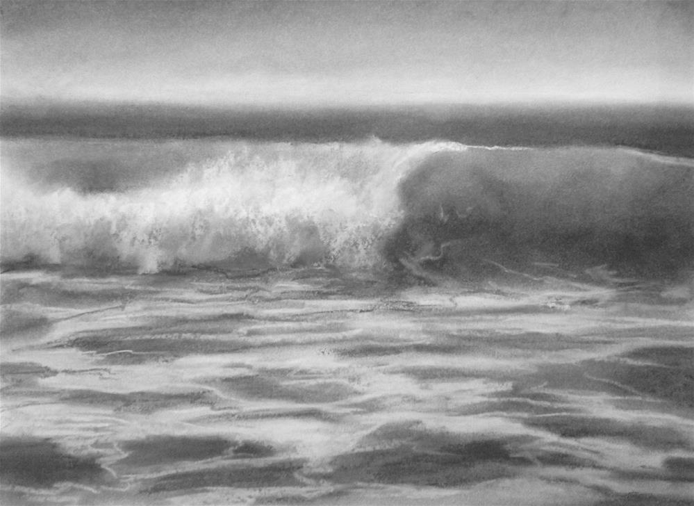 """Untitled"" original fine art by Whitney Knapp Bowditch"