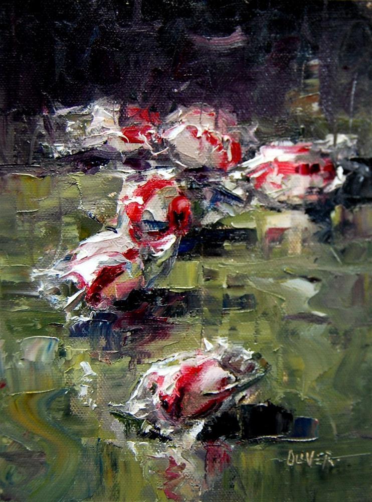 """""""Candy Mints"""" original fine art by Julie Ford Oliver"""