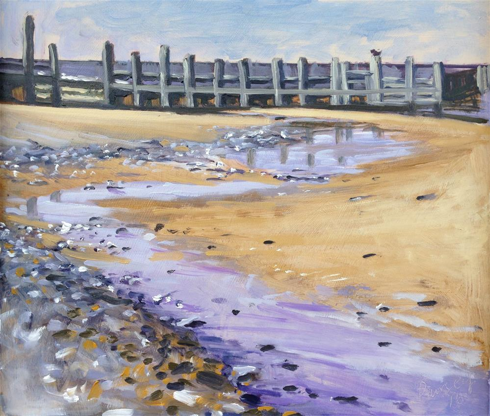 """Overstrand #2"" original fine art by Tanya Pawsey"