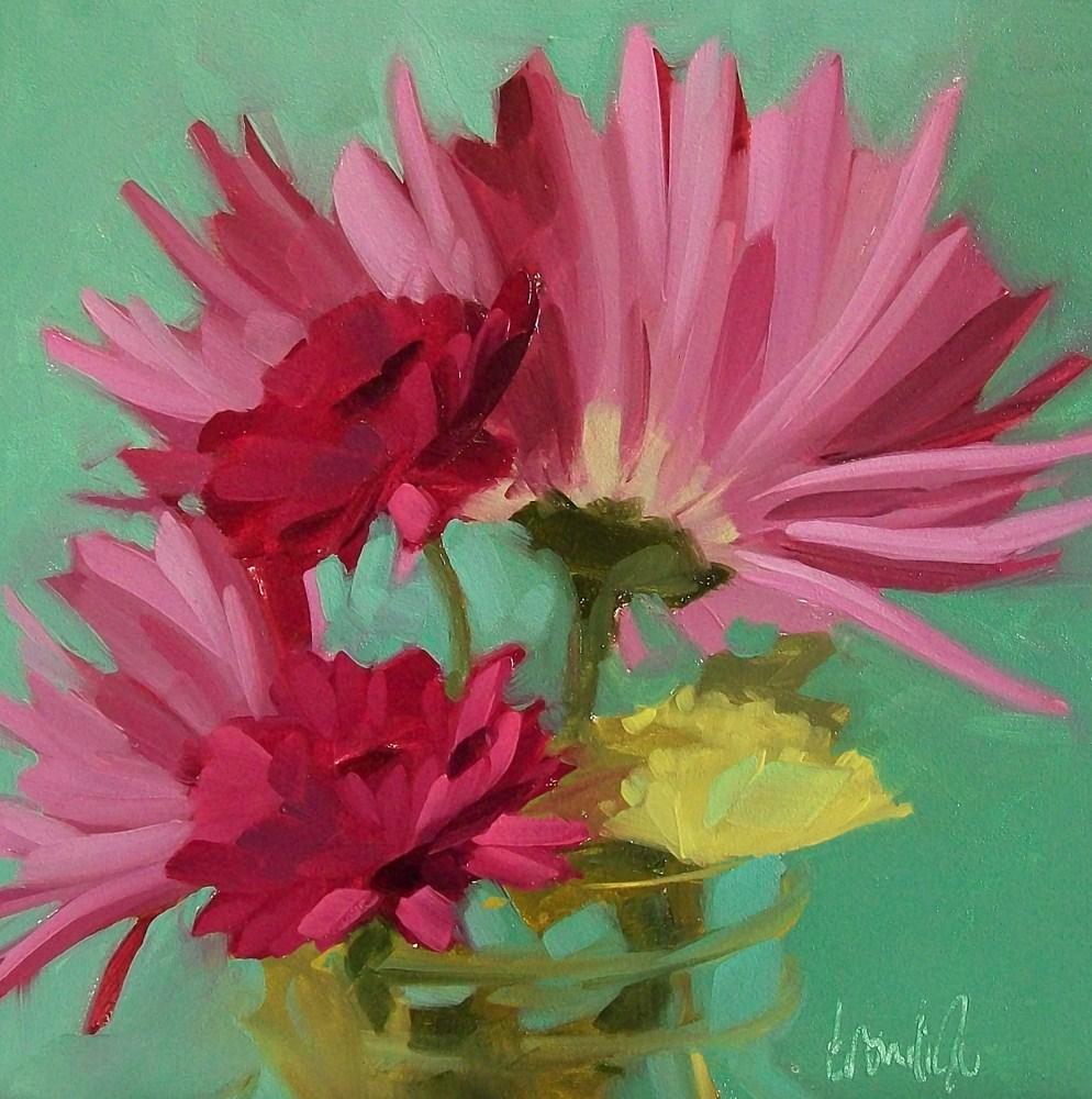 """Candyland"" original fine art by Brandi Bowman"