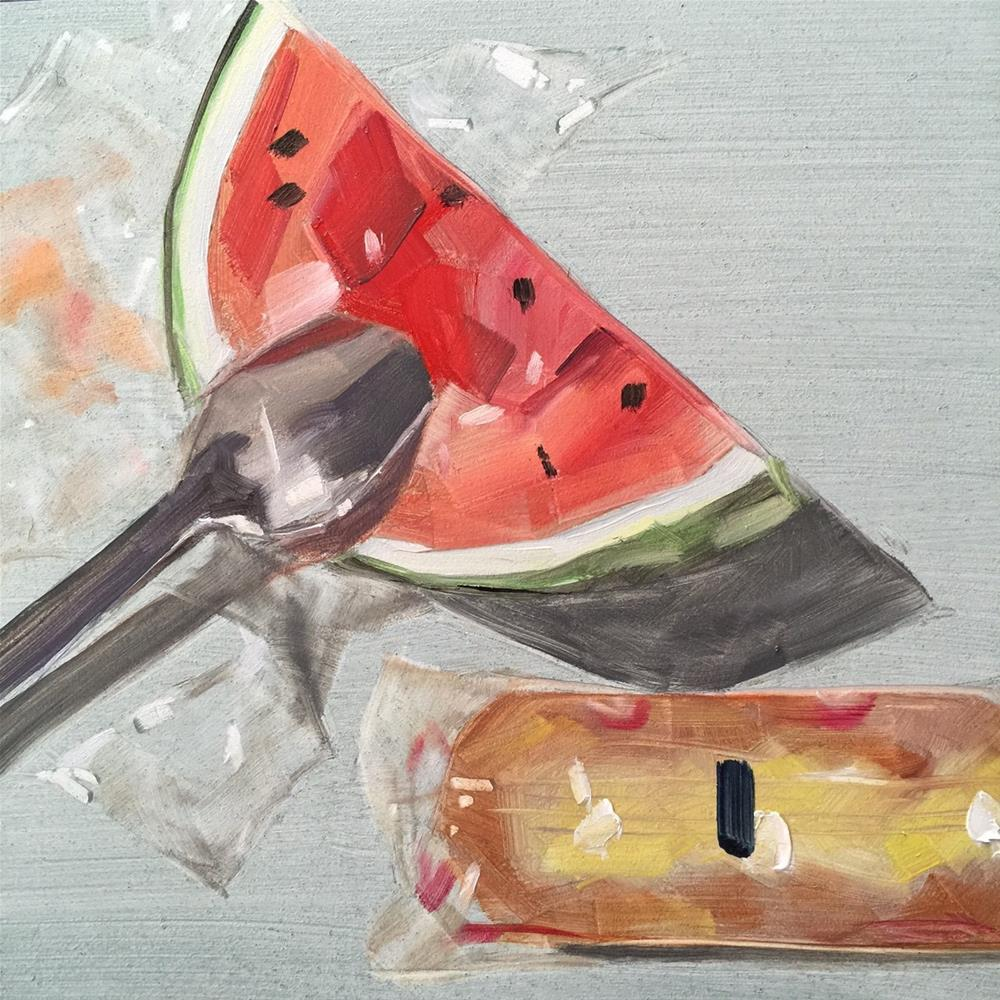 """251 Sweets"" original fine art by Jenny Doh"