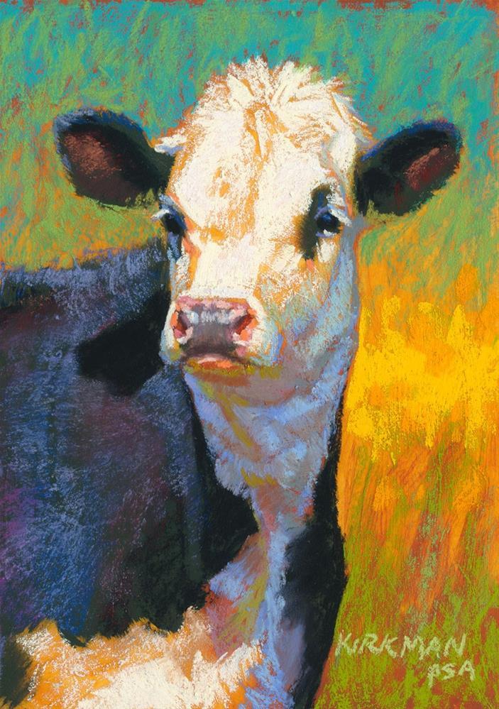 """Brisket"" original fine art by Rita Kirkman"