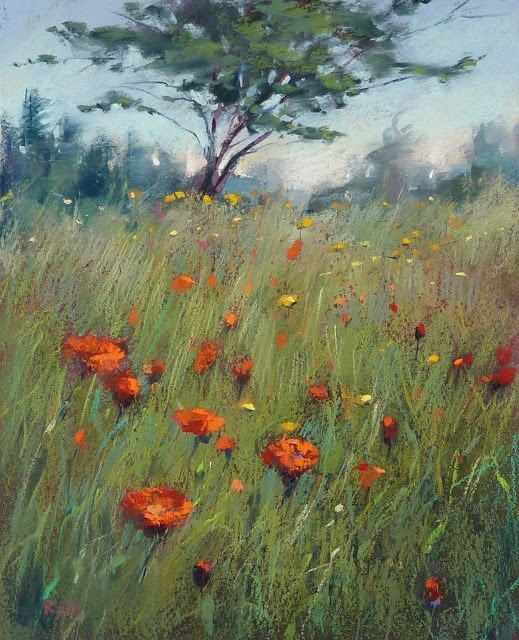 """""""The Joy of Revisiting Old Subjects"""" original fine art by Karen Margulis"""