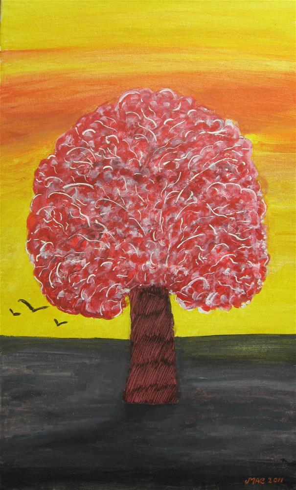"""Joy"" original fine art by Alina Frent"
