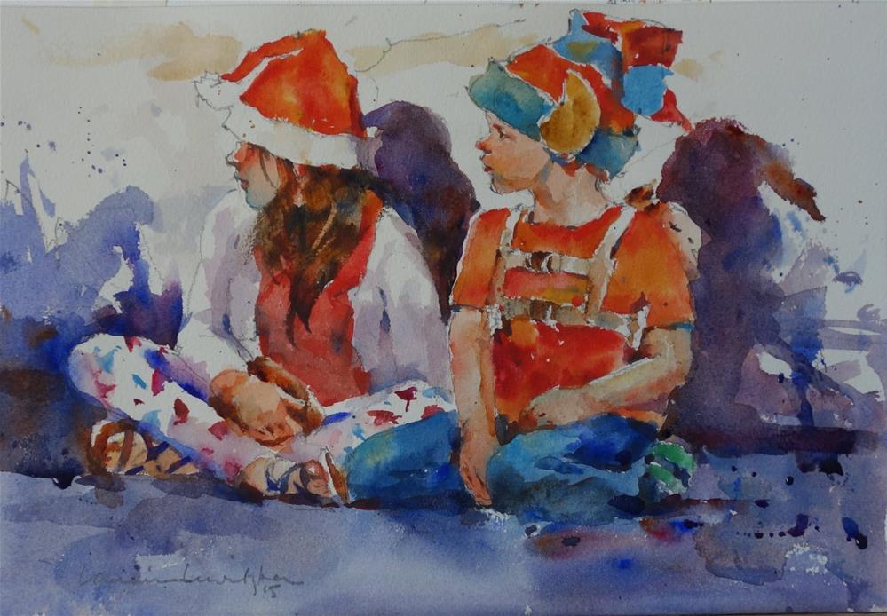 """Anticipation"" original fine art by Lorraine Lewitzka"