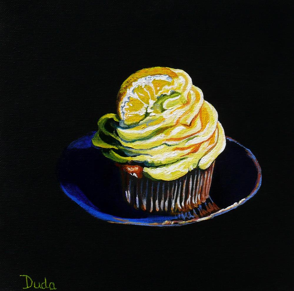 """Mellow Yellow"" original fine art by Susan Duda"