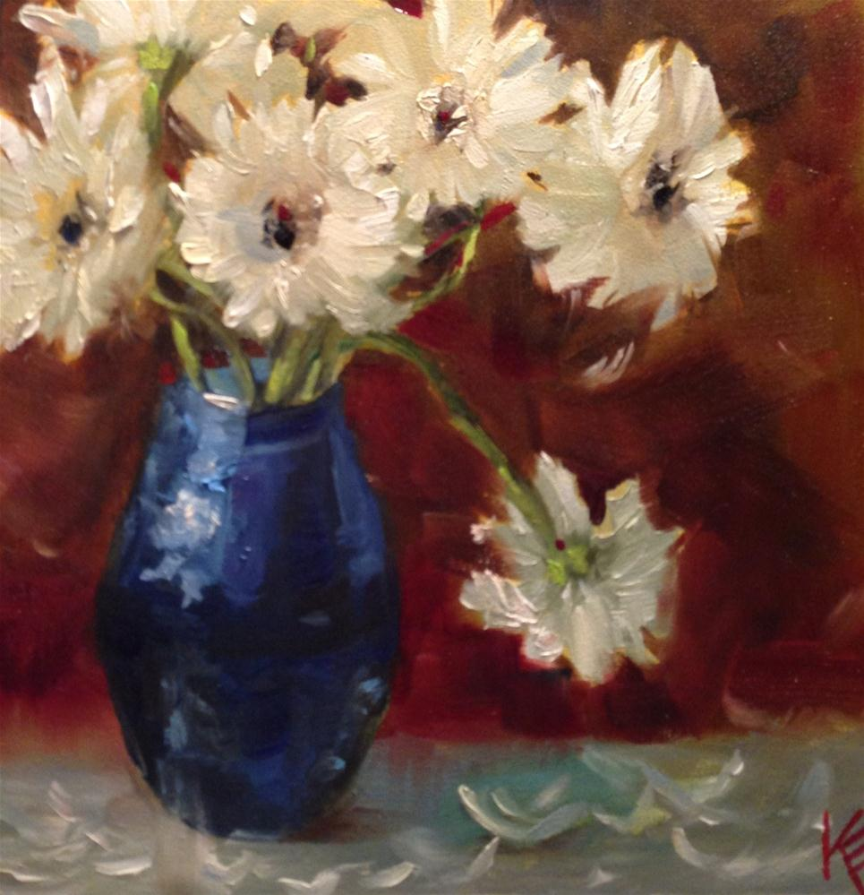 """Remembering"" original fine art by Krista Eaton"